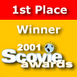 1st Place Winner 2001 Scovie awards